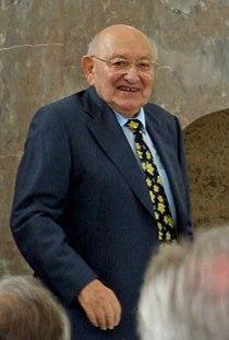 Reich-Ranicki in juni 2007