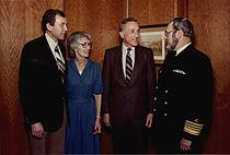 Koop na zijn aanstelling als VS Chirurgijn, november 1981