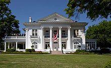 Sídlo guvernéra státu Alabama