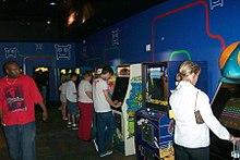 Sala giochi per videogiochi