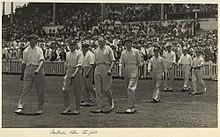 Australisch testcricketteam in 1928