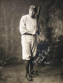 Babe Ruth kwam in zijn beroemde seizoen 1927 volgens de regels van de American League award niet in aanmerking voor de prijs, omdat hij eerder in 1923 had gewonnen.