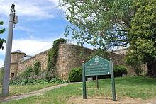 Beechworth Gaol, waar Sherrit in 1876 gevangen zat...
