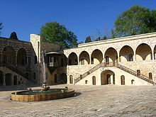 Palác Beiteddine