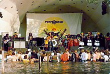 Bob Marley and the Wailers, 1980