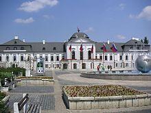 Grassalkovichův palác