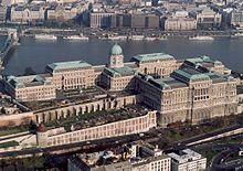 Budínský hrad, Budapešť
