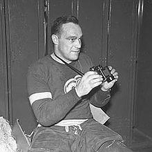 Charlie Conacher, empossado em 1961.