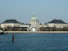 Palác Amalienborg