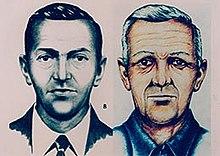 FBIが描いた似顔絵だクーパーが現在どのように見えているかを示している