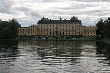 Drottningholmský palác