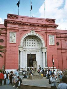 Het Egyptisch museum