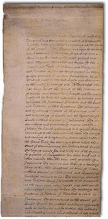 Bill of Rights (1689)