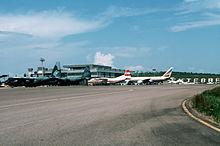 Entebbe Internationale Luchthaven