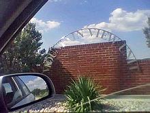 Mountain View Unit, wo sie festgehalten wird