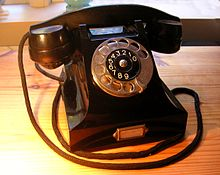 Oudere telefoon
