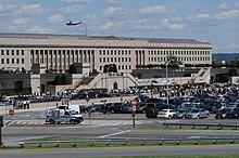 Het Pentagon werd geëvacueerd kort nadat een aardbeving van 5.8 werd gevoeld aan de gehele oostkust van de Verenigde Staten.