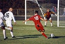Fußball ist eine der beliebtesten Sportarten der Welt.