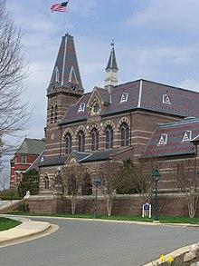 Gallaudetova univerzita se nachází v Brentwoodu.