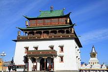 Gandantegchinlen Khiid Klooster