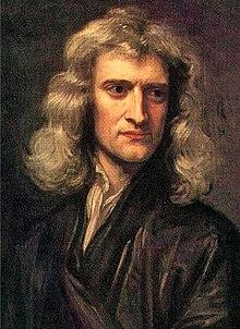 Sir Isaac Newton was een student op Cambridge.