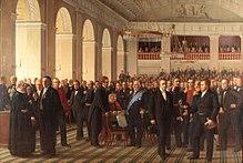 Собрание по написанию конституции, 1848 год.