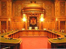 Kamer van de Senaat