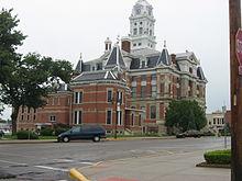 Sídlo a vězení šerifa okresu Henry County