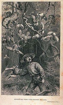 Henry Walter Bates in de Amazone
