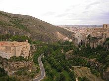 Cuenca, Spanje (Castilla-La Mancha)