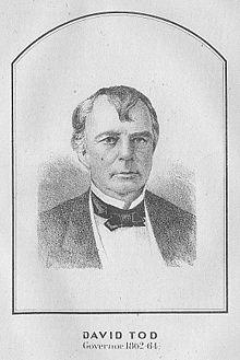 Gouverneur David Tod
