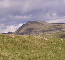 La montaña Inglebourough