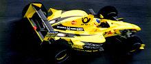 Mugen ha fornito motori di derivazione Honda al team di Formula Uno della Giordania tra il 1998 e il 2000.
