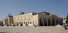 Muslime beten in einer Moschee, wie dieser in Jerusalem.