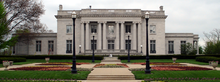 Sídlo guvernéra státu Kentucky