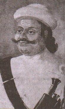 Kaji Bangshidhar Kalu Pande, Kaji (Eerste Minister) van het koninkrijk Gorkha en de eerste bevelhebber van Gorkha die de eenwording van Nepal tot stand bracht
