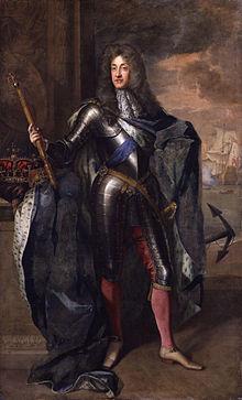 Яков VII посвятил современный Орден
