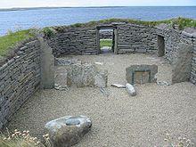 Knap van Howar boerderij bezet van 3500 v.Chr. tot 3100 v.Chr.