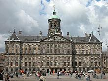Královský palác, Amsterdam