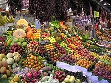 果物や野菜はビタミンの源
