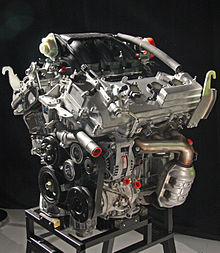 Lotus Evora-Motor