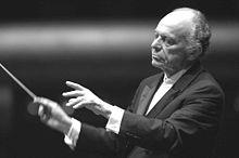 Lorin Maazel, ein Dirigent