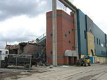 Maine Road Football Ground wordt gesloopt