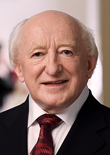 Präsident von Irland, Michael D. Higgins