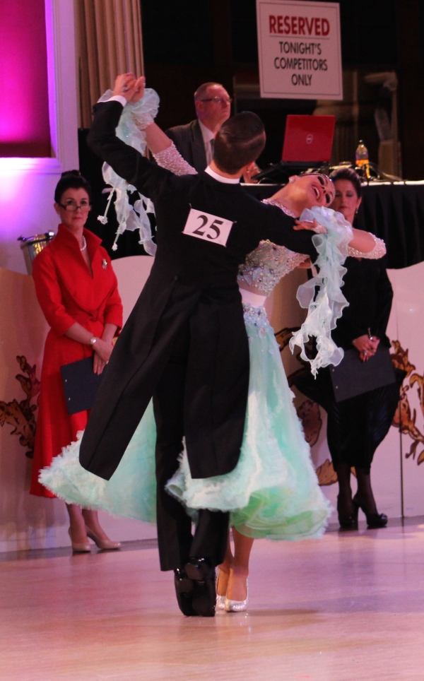 WDC World Youth (Under 21) Champions 2013, Michael Foskett & Nika Vlasenko