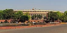 Parlement van India.
