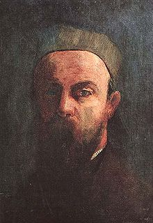 Zelfportret , 1880, Musée d'Orsay.