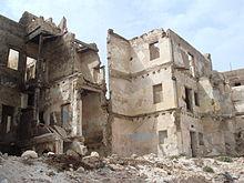 Overblijfselen van de joodse mellah in Essaouira