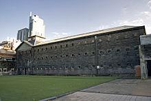 Vecchia prigione di Melbourne