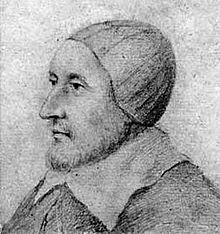 William Oughtred (1575-1660), uitvinder van de cirkelvormige rekenliniaal